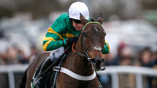Buveur D'Air tops Cheltenham Champion Hurdle entries