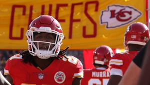 Kareem Hunt is one of the league's star running backs
