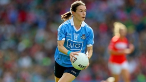 Third time lucky for Sinéad Aherne as she takes player of the year award