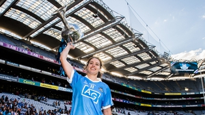 Noelle Healy was named at centre half forward