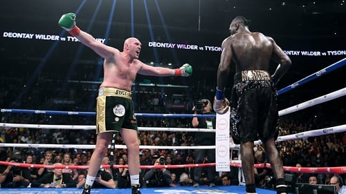 Deontay Wilder vs. Tyson Fury Rematch Official For February 22
