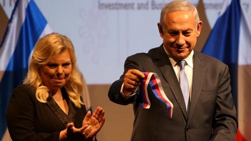 Sara and Benjamin Netahyahu face bribery indictment