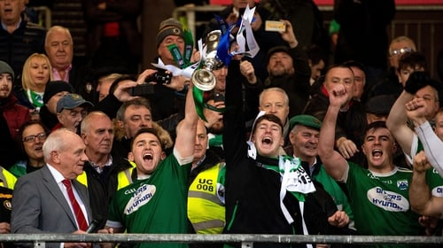 Gaoth Dobhair became the first Donegal side to win the Ulster club title since 1975