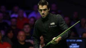 Ronnie O'Sullivan is out of the World Grand Prix