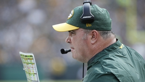 Mike McCarthy had been head coach of the Green Bay Packers since 2006