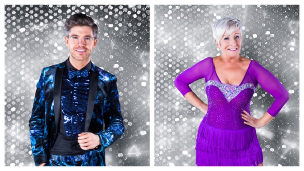 Fashion guru Darren Kennedy and actor and comedian Eilish O'Carroll are set for Dancing with the Stars