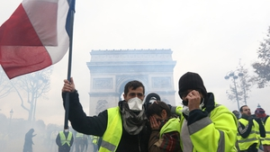 'Yellow vest' protests have spread nationwide