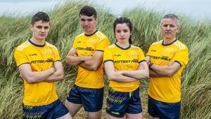 The Pierses were eliminated from last night's Ireland's Fittest Family