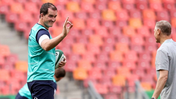 Devin Toner has credited Joe Schmidt as a significant influence on his career