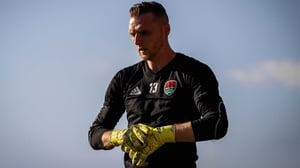 Peter Cherrie's time at Cork City is over