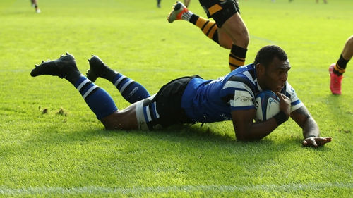 Bath winger Semesa Rokoduguni has been identified as a danger by Lienster
