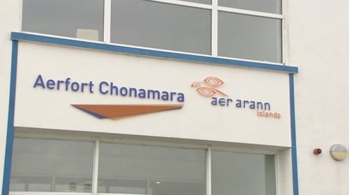 The agreement includes day to day management of the State owned Aerfort Chonamara