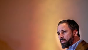 Santiago Abascal, the leader of new Spanish hard-right party Vox