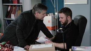Ritchie flips out when Decco tries to stand up to him on Fair City