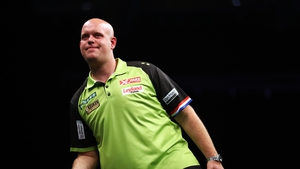 """Michael van Gerwen: """"They all need to play their best to beat me and they know that, that's nothing new."""""""