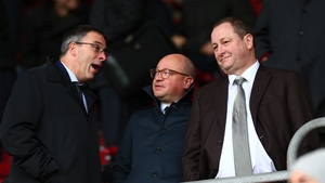 Mike Ashley has insisted he wants to sell Newcastle before January transfer window