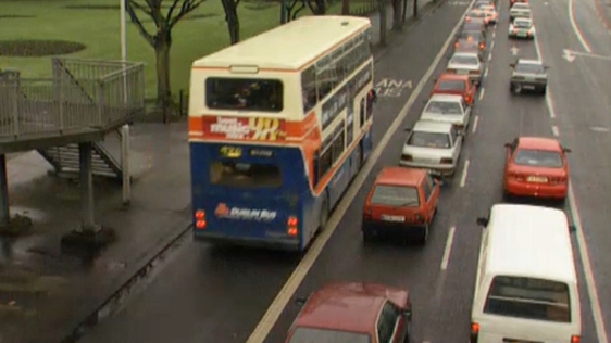 Quality Bus Corridor, Fairview (1998)