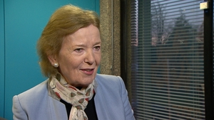 Mary Robinson said that a carbon tax is needed, but that it must be fair