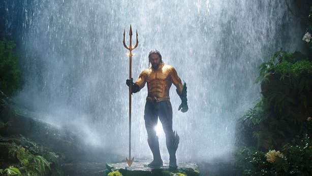 'Aquaman' already big hit in China