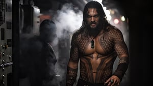 Jason Momoa making a splash as Aquaman