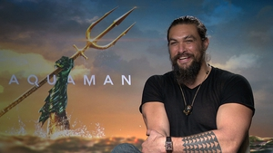 Jason Momoa chats about making Aquaman with Sarah McIntyre