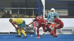 Australia beat England 3-0 in Ireland's group