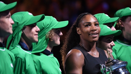 Serena Williams and Andy Murray confirmed for Australian Open
