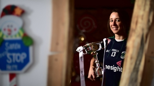 Amy Ring will be hoping to have the Dolores Tyrrell Cup for Christmas