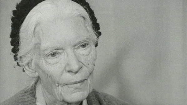 Catholic Worker Dorothy Day (1973)