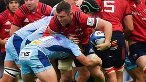 Peter O'Mahony says Saturday's game could be 'season-defining'