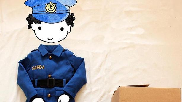 Garda outfit kids