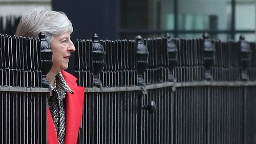 Theresa May has been accused of throwing taxpayers' money 'down the drain'