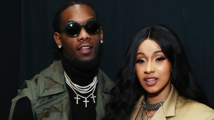 Cardi B announces split from husband Offset