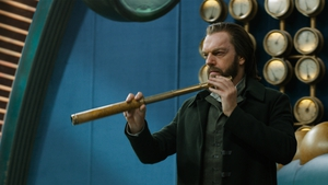 Hugo Weaving in Mortal Engines