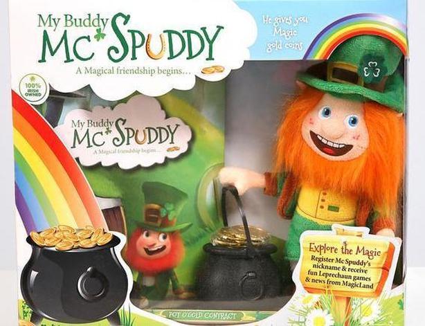 My Buddy McSpuddy