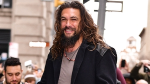 Jason Momoa hosting Saturday Night Live on December 8