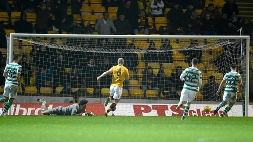 Celtic conceded a late equaliser