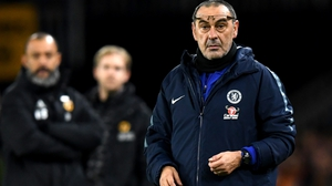 Maurizio Sarri's side take on Manchester City this weekend