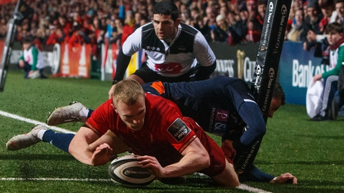 """Keith Earls: """"There's massive pressure on usthis week because we're at home first."""""""
