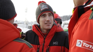 """Craig Breen: """"The atmosphere was difficult sometimes in the team. We tried our best."""""""