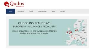 On 27 November, Qudos Insurance went into solvent liquidation in Denmark