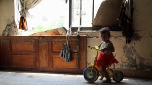 One million children are internally displaced in Yemen