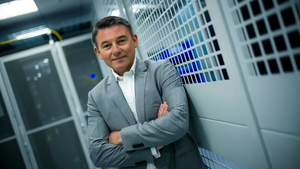 Maurice Mortell, Managing Director for Ireland and Emerging Markets at Equinix