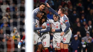Liverpool came from behind to beat Burnley