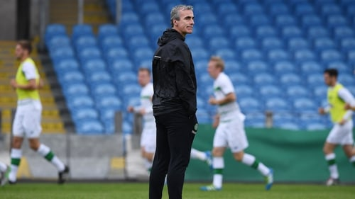 Jim McGuinness spent five years with Celtic before taking up a role in China and says he feels ready to become a manager.