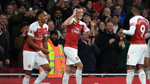 Arsenal not so happy about 'happy crack' inhaled by Ozil, Aubameyang, Lacazette