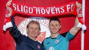 Johnny Dunleavy is the latest recruit at The Showgrounds