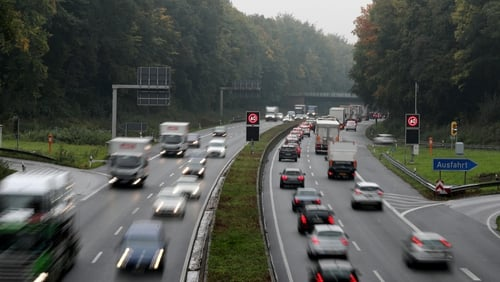 The WHO report found that road traffic deaths were lower in Europe