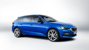Skoda's Scala is offering space as a major selling point.