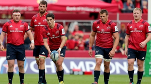 Joey Carbery is fit to start at 10 for Munster tomorrow